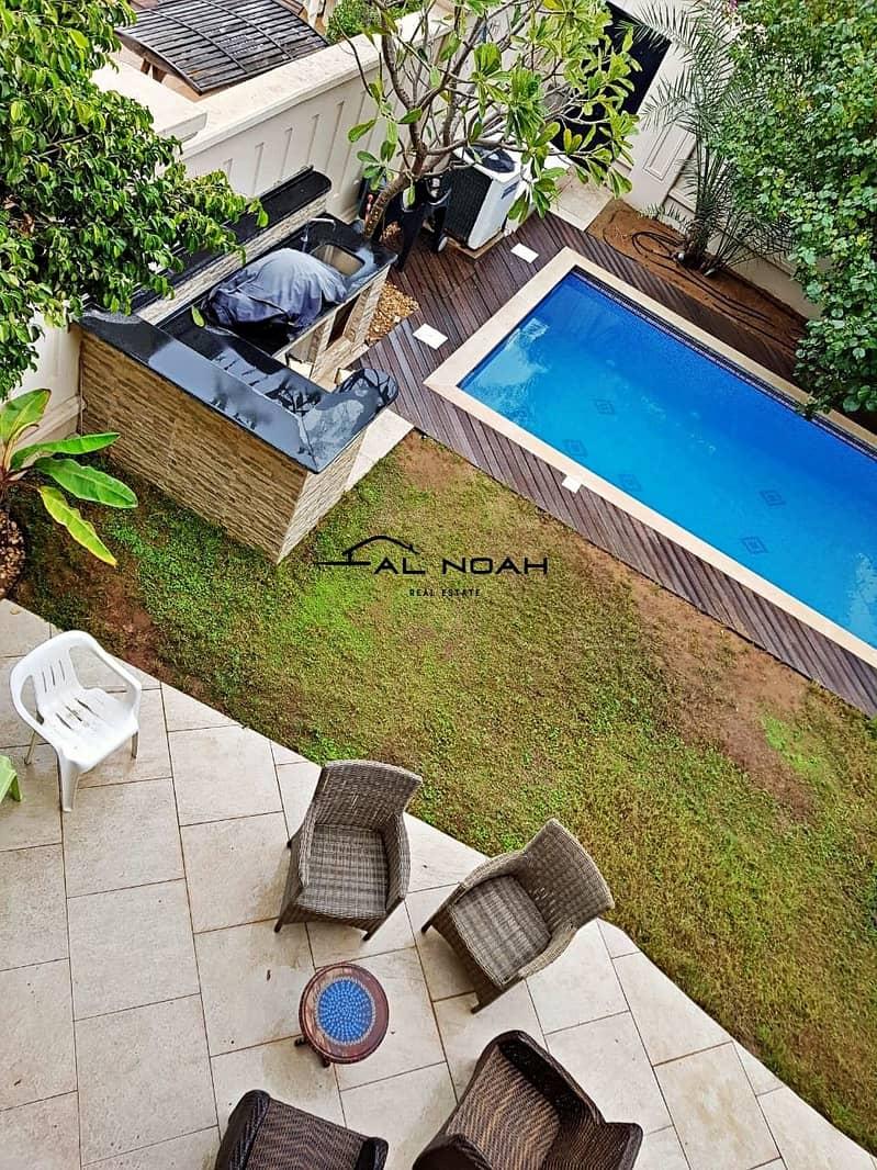 20  High-end Quadplex 4 BR Mediterranean | Private Pool