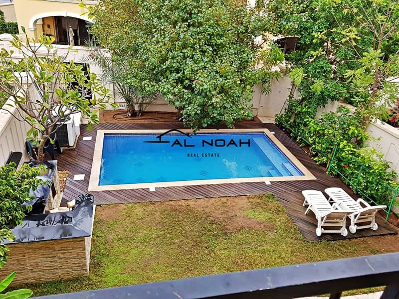 2  High-end Quadplex 4 BR Mediterranean | Private Pool
