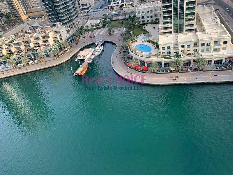 Chiller Free| Panoramic Marina View | Spacious Home