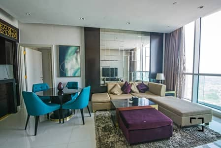 2 Bedroom Flat for Sale in Downtown Dubai, Dubai - Brand New   High Floor   Fully Furnished