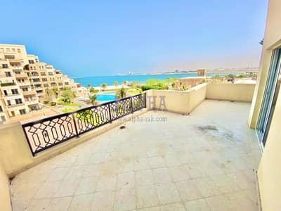 2 Bedroom Flat for Sale in Al Marjan Island, Ras Al Khaimah - Great Investment! 2BR+Maid's room | Sea View!