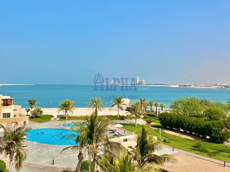 2 Great Investment! 2BR+Maid's room   Sea View!