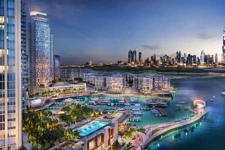 2 Bedroom Flat for Sale in The Lagoons, Dubai - Close to metro station | Waterfront | 2 BR