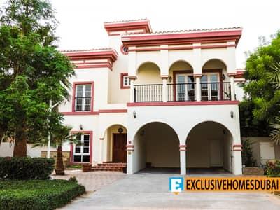 4 Bedroom Villa for Sale in The Villa, Dubai - Exclusive | Cordoba E1 4bed + Maid | Big Garden