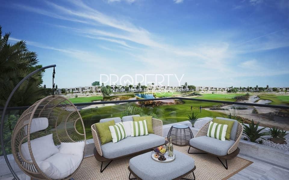 2 Biggest Plot in Damac | Special Price | Golf facing