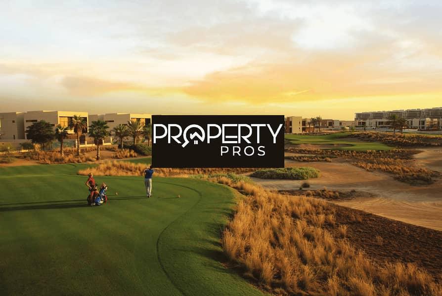 9 Biggest Plot in Damac | Special Price | Golf facing