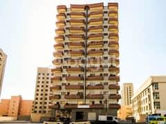 شقة في برج الهيلي النهدة 2 النهدة 1 غرف 38000 درهم - 4843574