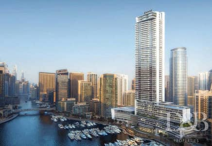2 Bedroom Flat for Sale in Dubai Marina, Dubai - HIGH FLOOR | RESALE 2BR APARTMENT | BEST OFFER