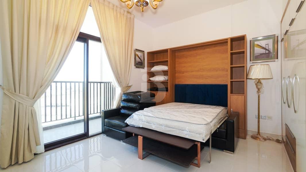 Brand New  |  Studio Apartment  |  Exclusive