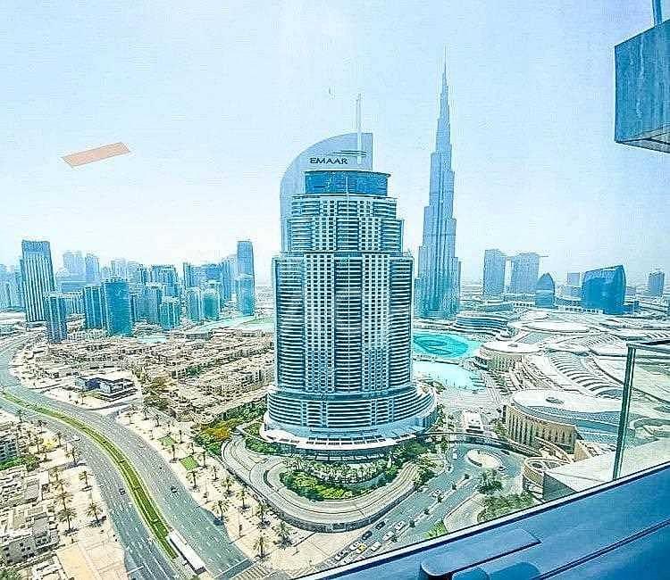 New Popular Development // Burj Khalifa Views