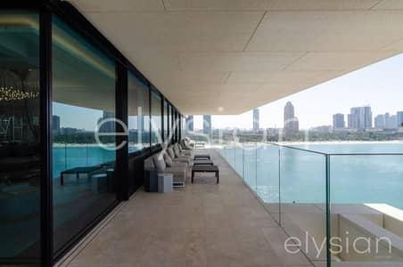 فلیٹ 4 غرف نوم للبيع في نخلة جميرا، دبي - Luxury Apartment | Amazing Finish | Sea View