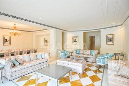 بنتهاوس 4 غرف نوم للبيع في قرية التراث، دبي - Luxury Furnished / / 4 Bed Duplex Penthouse