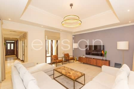 4 Bedroom Villa for Rent in Al Garhoud, Dubai - Furnished Villa|Golf Course Views | Vacant Jan