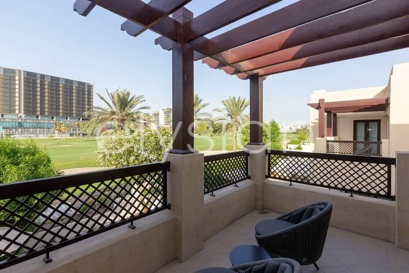 22 Furnished Villa|Golf Course Views | Vacant Jan