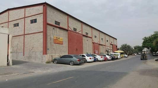 1000 SqFt. Storage Warehouse in Rashidiya (NB)