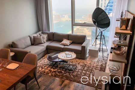 1 Bedroom Apartment for Rent in Dubai Marina, Dubai - Gorgeous 1 Bedroom | Luxury Furnished  Apt