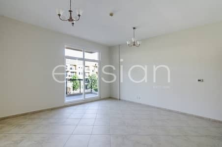 1 Bedroom Apartment for Rent in Motor City, Dubai - Spacious and Calm Area with Garden Views