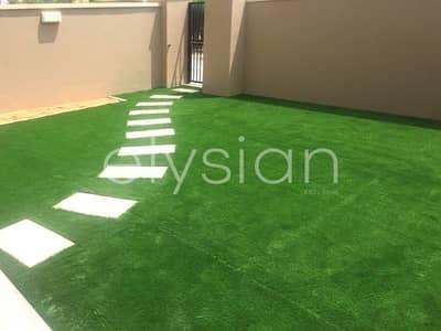 2 Bedroom Villa for Rent in Serena, Dubai - Landscaped Garden | Maids Room | Single Row