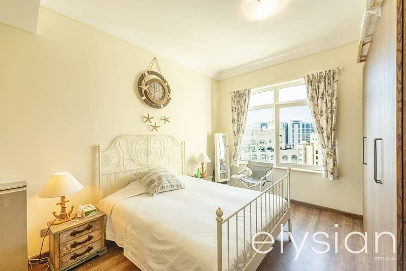 High Floor | Kitchen Appliances | D Type | 2 BR