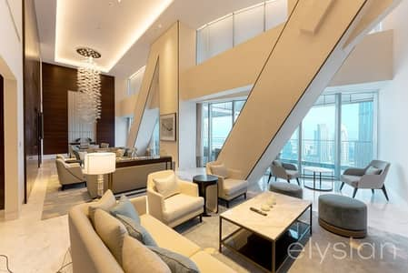 3 Bedroom Penthouse for Sale in Downtown Dubai, Dubai - Exclusive Sky Bridge Penthouse | A Must See!