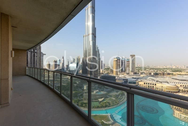 2 Stunning Penthouse | Full fountain views