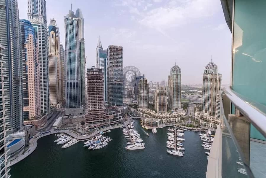 13 Fully Furnished | Marina View & Sea View |