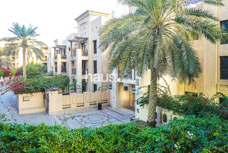 2 Bedroom Flat for Rent in Old Town, Dubai - Extra Dining | Communal Views | Minimal Cheques