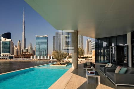 2 Bedroom Penthouse for Rent in Business Bay, Dubai - Exceptional View I Impressive Terrace I High End Finishing