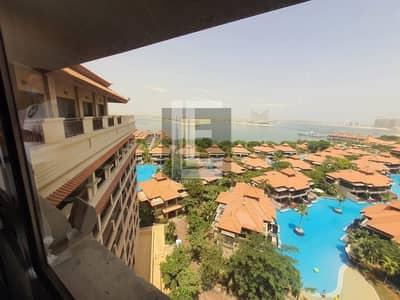 بنتهاوس 4 غرف نوم للبيع في نخلة جميرا، دبي - View of Famous Landmarks I Private Pool I Duplex