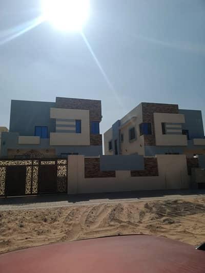 6 Bedroom Villa for Sale in Al Rawda, Ajman - For sale villa super deluxe