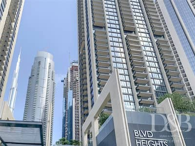 3 Bedroom Flat for Sale in Downtown Dubai, Dubai - Blvd View | 100% DLD Waiver | Limited Time Offer