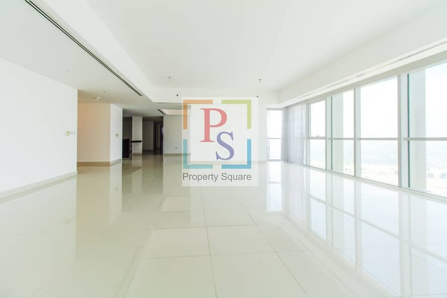 2 Amazing Sea View ! WOW Deal ! 4 BR Penthouse W/D Study Room !