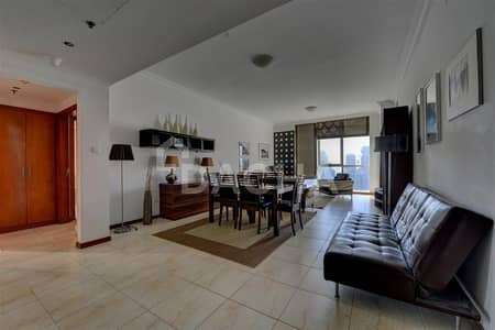 Furnished Apartment / Very open Marina View / Call Now