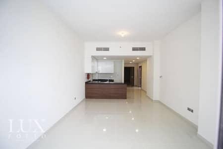 فلیٹ 1 غرفة نوم للايجار في داماك هيلز (أكويا من داماك)، دبي - Community view | Large layout | Corner unit