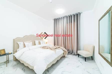 1 Bedroom Flat for Rent in Al Rashidiya, Ajman - New apartment and A/C FREE