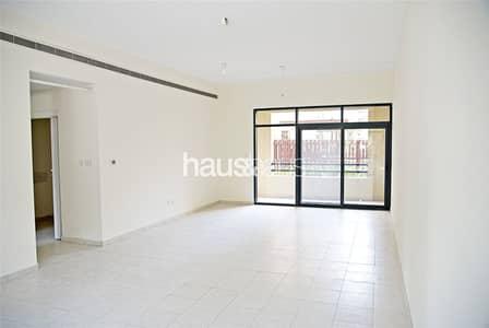 شقة 2 غرفة نوم للايجار في الروضة، دبي - 2 bedrooms + Study | Ground Floor | Spacious