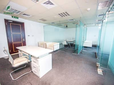 Office for Sale in Jumeirah Lake Towers (JLT), Dubai - Ideal Location | Modern Furnished Office|High ROI