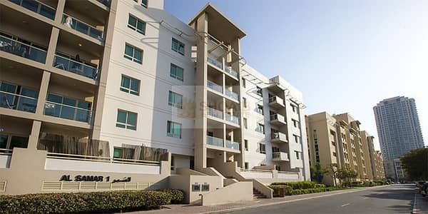 1 Bedroom Apartment for Rent in The Greens, Dubai - AL SAMAR 2 | GROUND FLOOR | 1BR FOR RENT