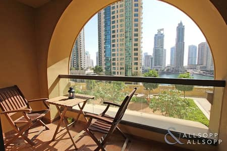 2 Bedroom Flat for Sale in Jumeirah Beach Residence (JBR), Dubai - Largest Layout 2 Bedrooms | Marina View