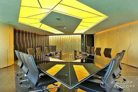 مکتب  للبيع في أبراج بحيرات الجميرا، دبي - Luxury Furnished Unit | Half Floor | Vacant