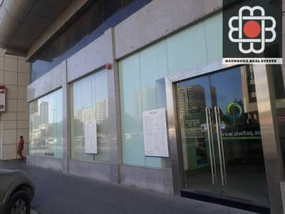 Showroom for Rent in Al Qasimia, Sharjah - Hot Deals ! NO COMMISSION! Well Conditioned & Spacious Showroom Available l Direct from Owner