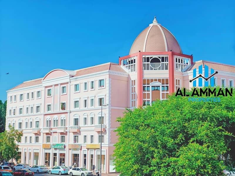 شقة استوديو للبيع في طراز إيطاليا المدينة العالمية دبي