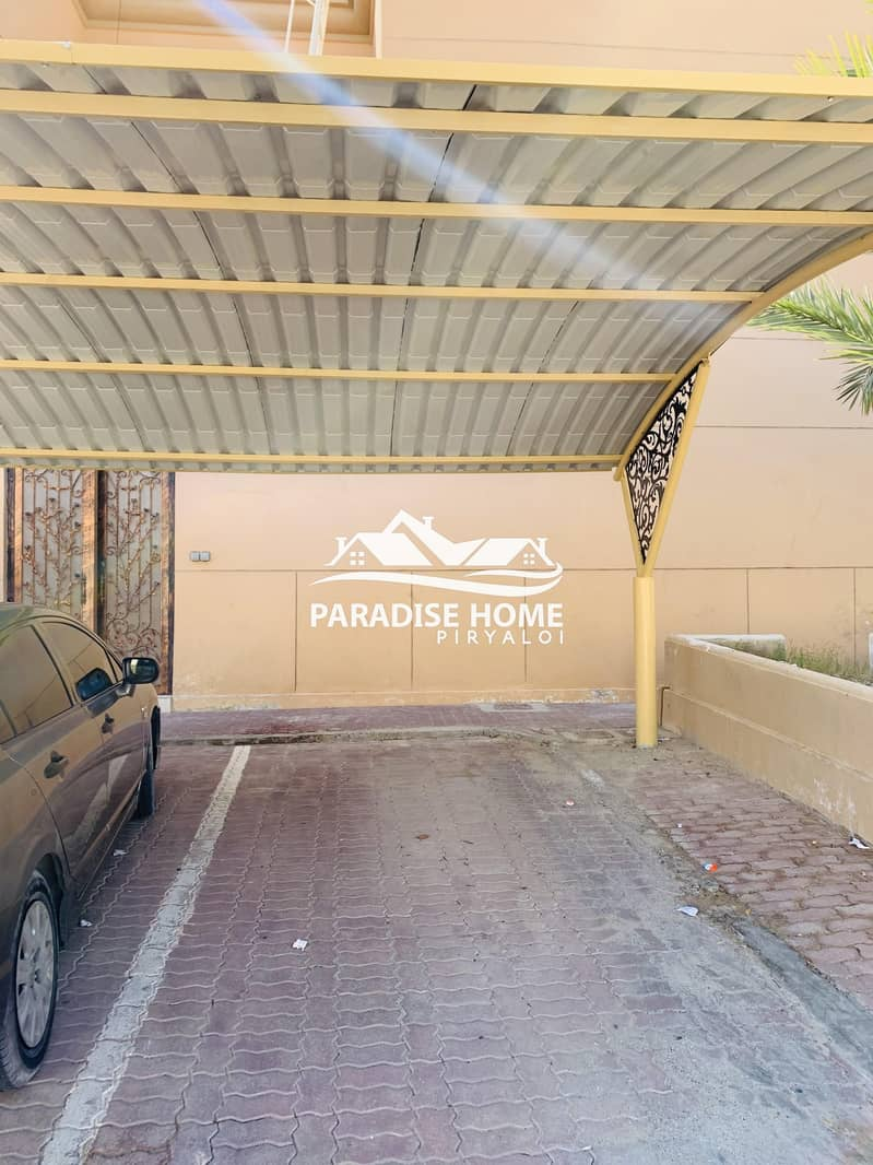 12 Luxurious ! 2 Bed Hall In Al Rahba