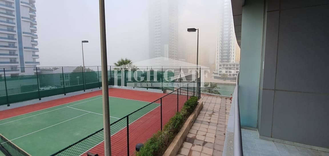 2 AMAZING 1BR THE WAVE TOWER B  POOL/COURT VIEW