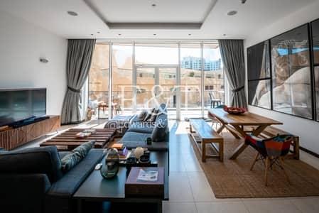 2 Bedroom Apartment for Sale in Palm Jumeirah, Dubai - Large Terrace | 2 Beds + Study | VOT