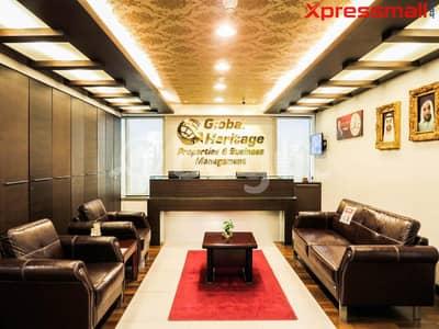مکتب  للايجار في شارع السلام، أبوظبي - PERFECT PLACE TO TAKE OFFICES IN ABU DHABI INCLUDE W/E