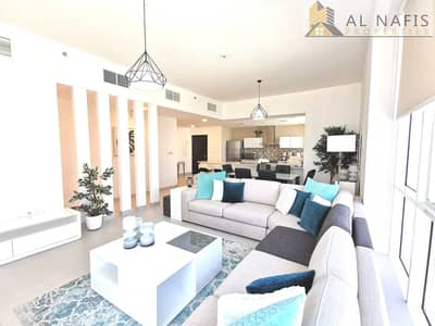 3 Bedroom Flat for Rent in Business Bay, Dubai - Brand New | 1 month free|No Commission