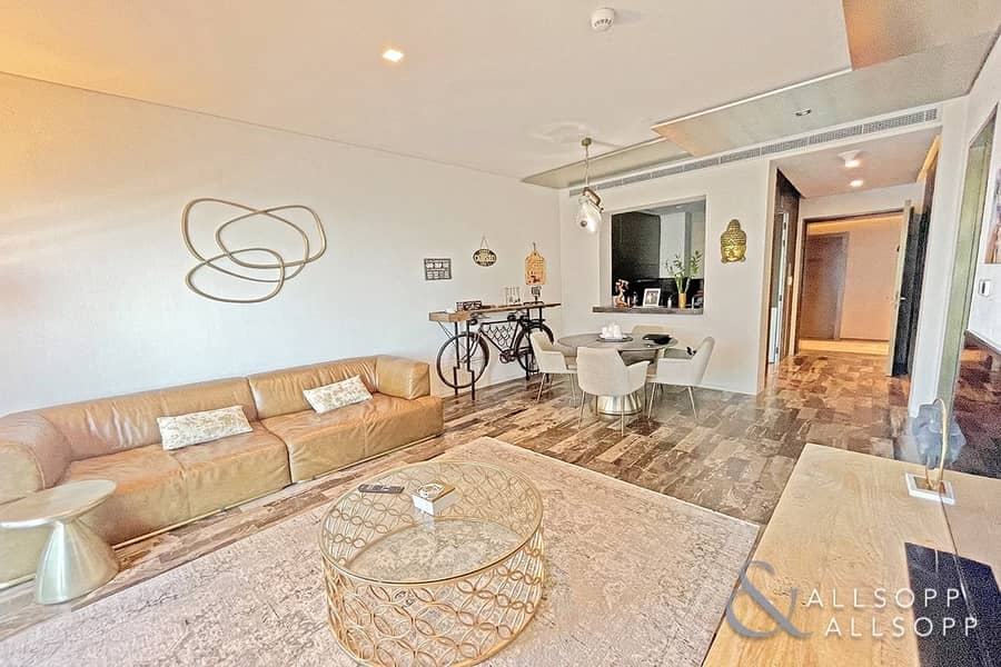2 One Bedroom | Upgraded Fendi | Water View
