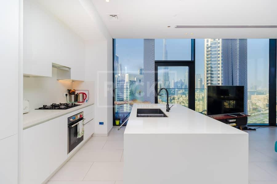 2 Brand New | Fully Furnished | 2 Bed | Full Burj Khalifa View
