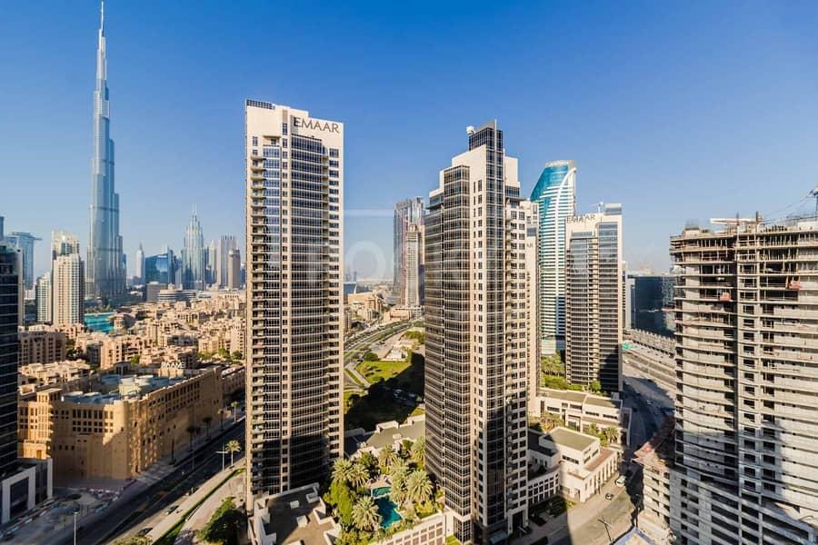 23 Brand New | Fully Furnished | 2 Bed | Full Burj Khalifa View